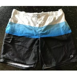 NWOT! OP Ocean Pacific Men's Swim/Board Short
